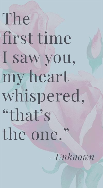 Love Quotes : When finally I meet someone new who shows me ...