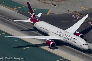 G-VMAP Boeing 787-9 Virgin Atlantic Los Angeles airport KLAX 12.09-18 | by rjonsen