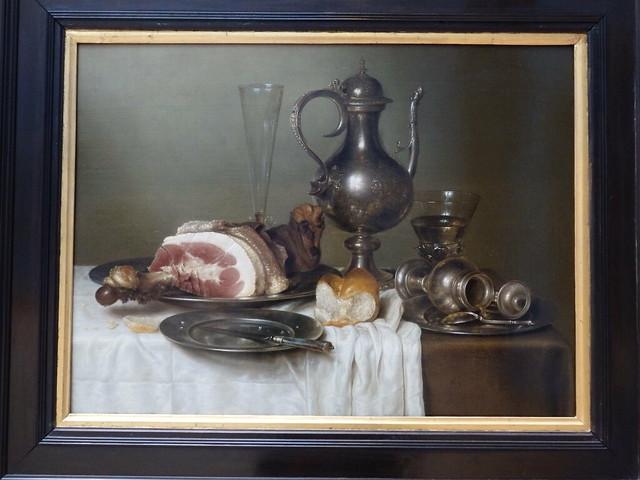 A Banquet-piece