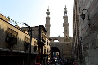 Bab Zuwayla   by Francisco Anzola
