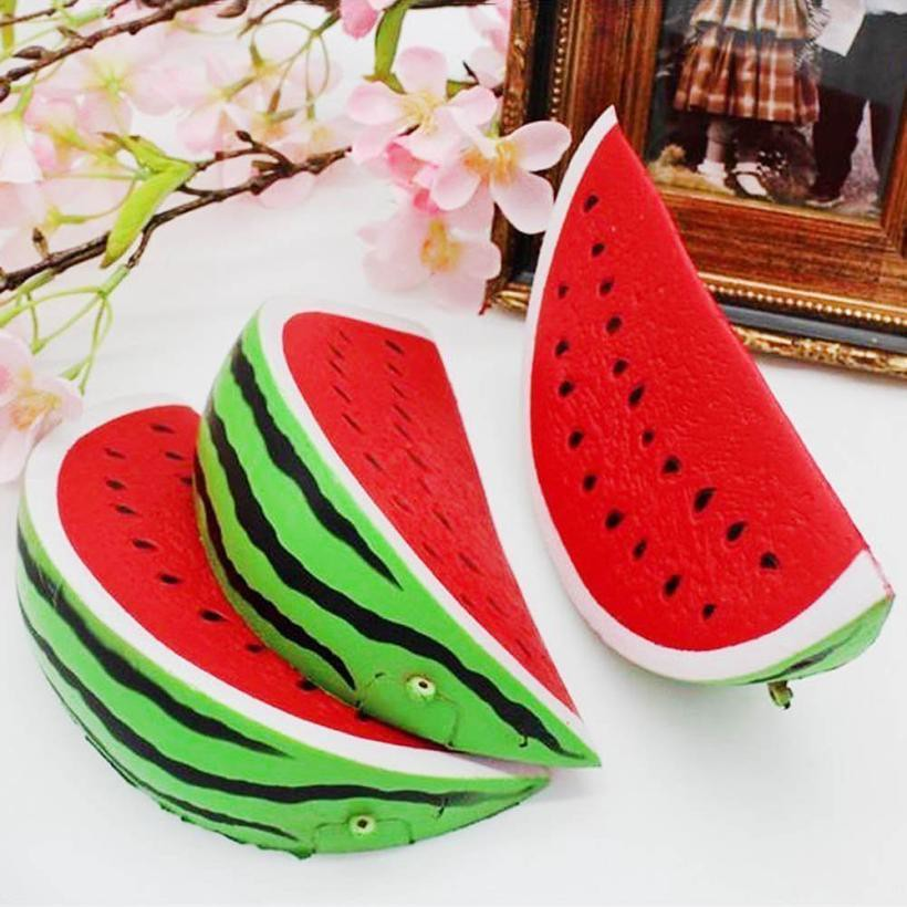 Jumbo Squishy Scented Watermelon- Free shipping