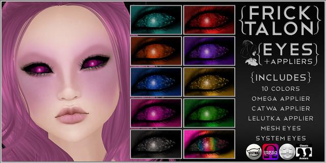 {Frick} Talon Eyes