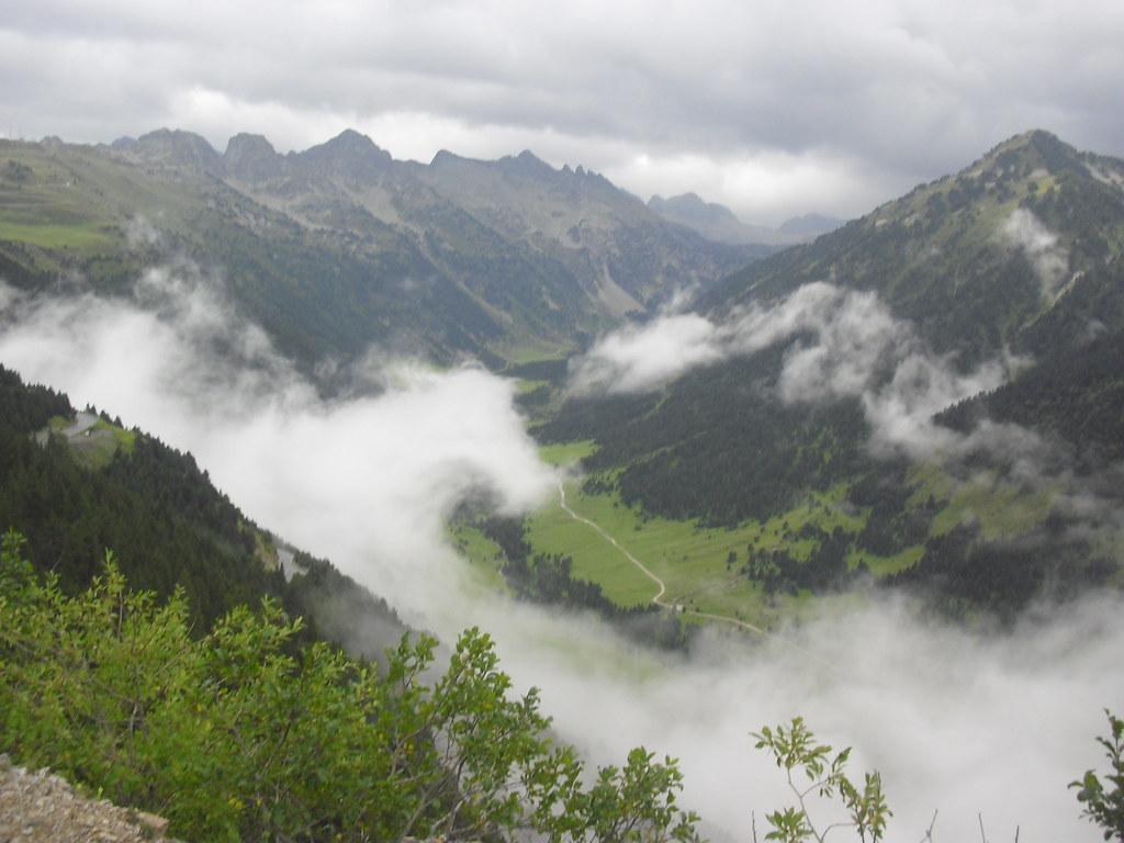 Pirineo. Cataluña