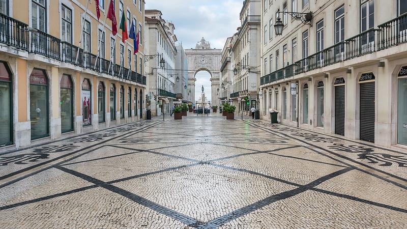 Rua Augusta, Lisbon