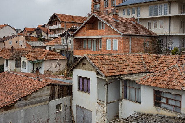Prishtina - Rruga Vëllezërit Fazliu