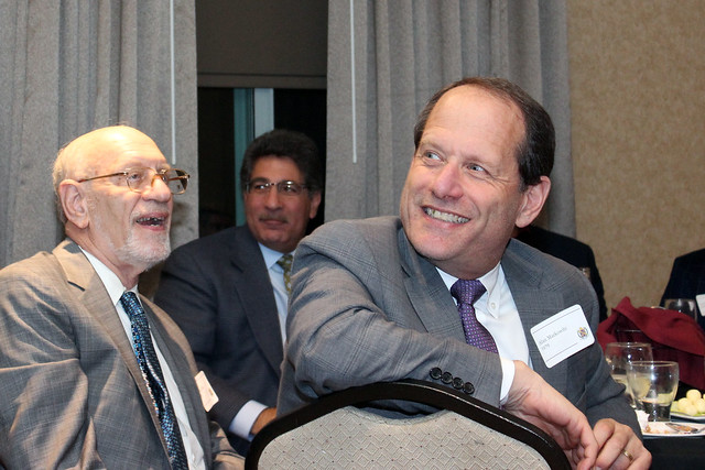 Irv, Warren and Alan