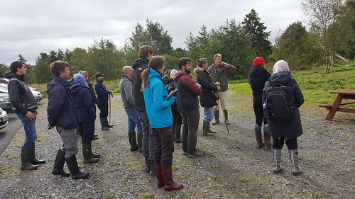 Workshop on use of the Wetlands Guide, Cabragh Wetlands, September 2018 | by Irish Ramsar Wetlands