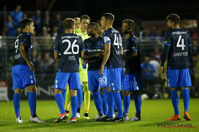 Deinze-Club Brugge 26-09-2018