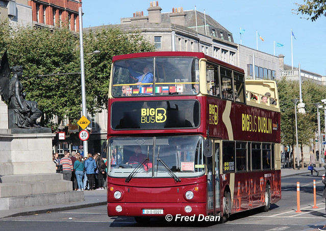 Irish City Tours Limited (01D10227).