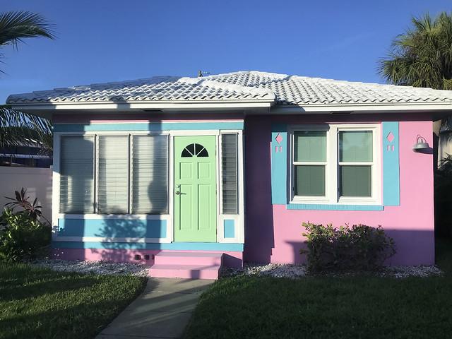 Cottage of Color