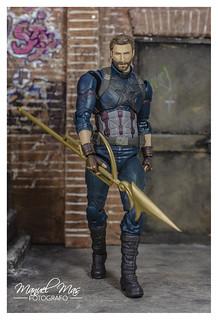 S.H.Figuarts - Captain America Infinity War | by manumasfotografo
