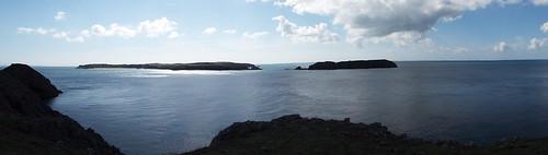 Caldey Island & St Margaret's Island