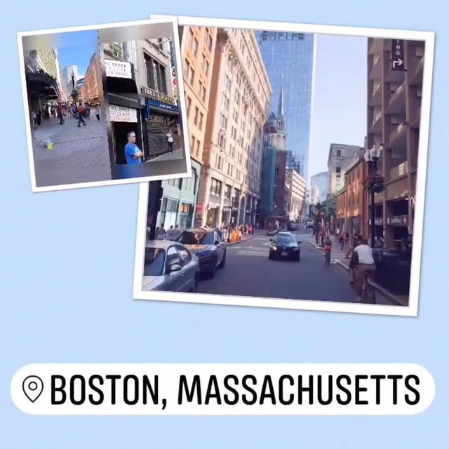 Downtown Crossing, Boston, Massachusetts