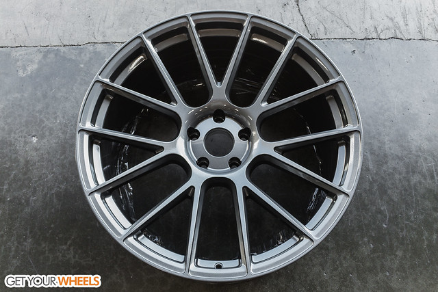 AG Luxury AGL Vanquish - Gloss Gunmetal