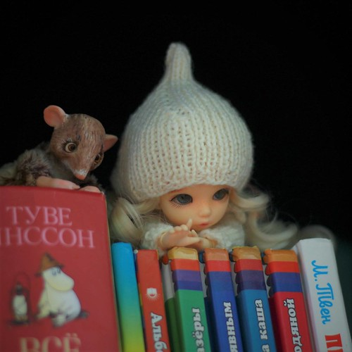 Out of books right into our world :) | by Enifer ♥