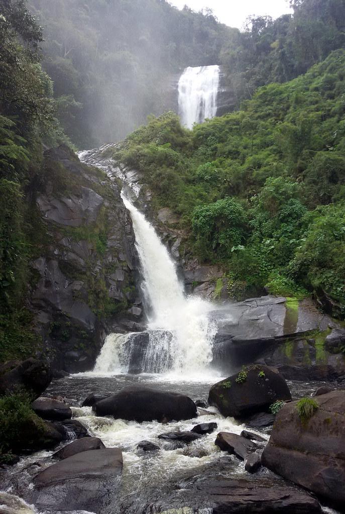 Cachoeira dos Veados, Parque Nacional da Serra da Bocaina