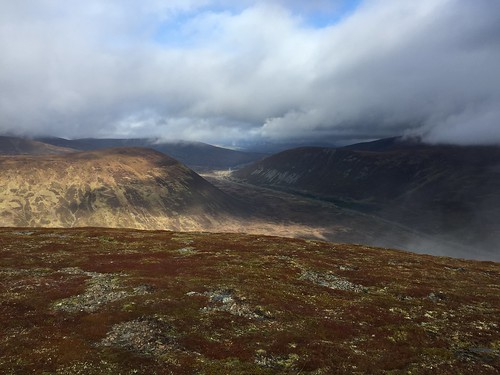 North through the Drumochter Pass | by malky_c
