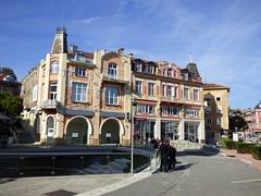 Plovdiv, art nouveau architecture (2)