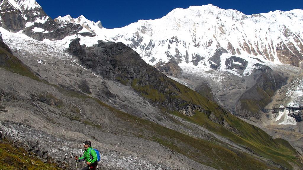 ... Annapurna Base Camp Trek - by Stefanos Nikologianis