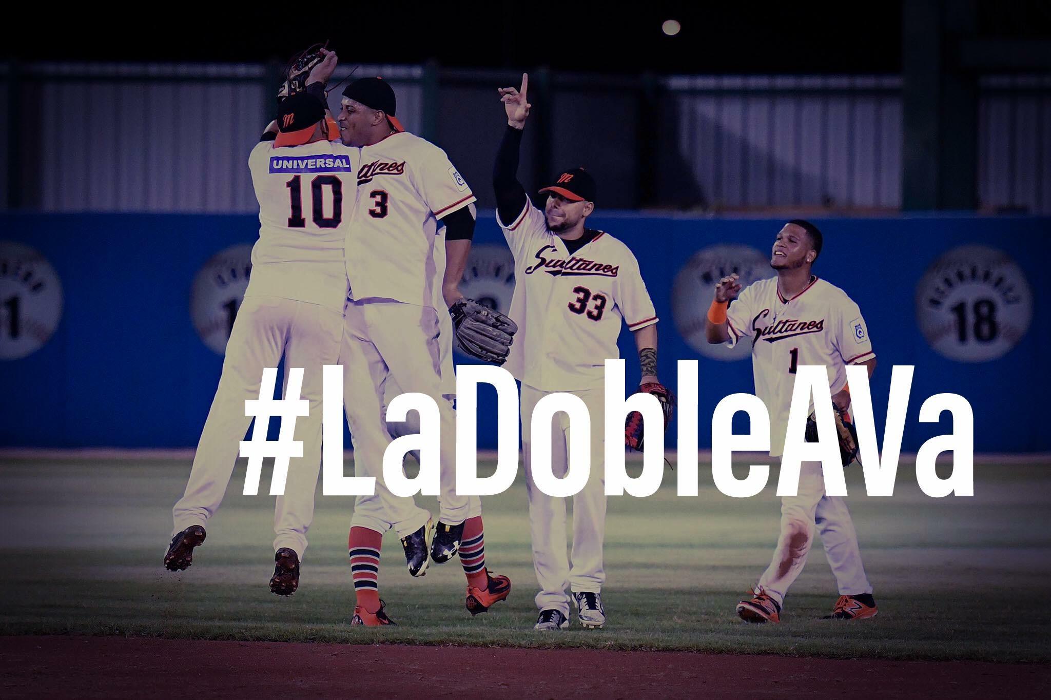 #LaDobleAVa