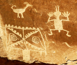 Chaco-petroglyph trail 8 | by Plain Old Steve