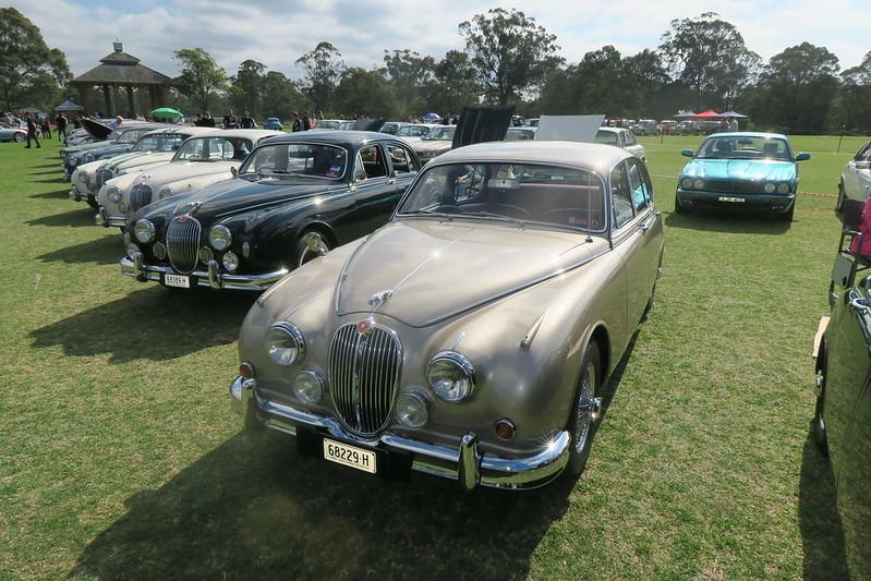 2018 British Car Show, Sydney