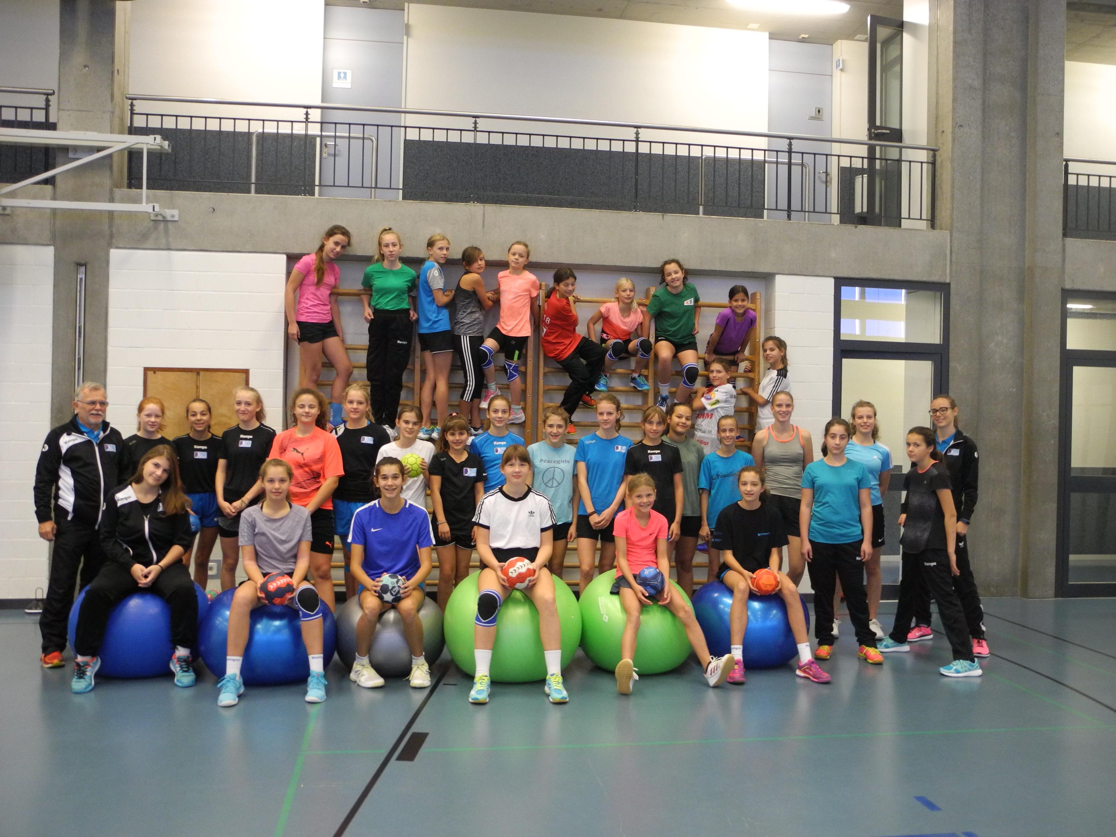 2018 - Juniorinnen-Trainingslager in Zuchwil
