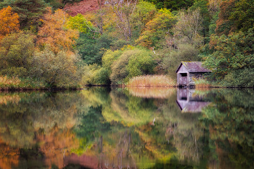 autumn reflection reflections lake lakes lakedistrict landscape landscapes landscapephotography trees colour orange green yellow red canon england efs1585mmisusm eos eos80d