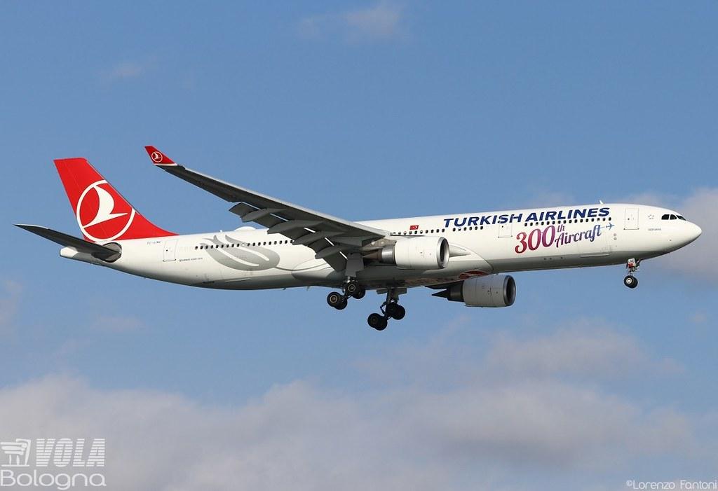TC-LNC - A333 - IST