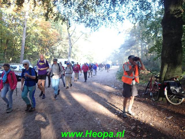 2018-10-10 Amersfoort-zuid     Natuurtocht        24 Km   (26)