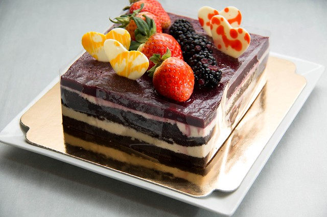 Any Decoration for this dessert?