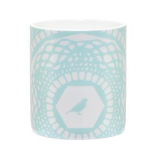 Torie Jayne Design Maisy Mug in Opal Blue | by toriejayne