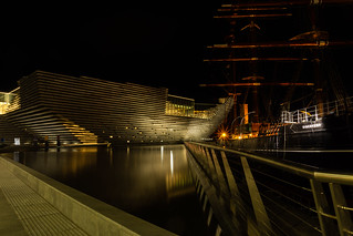 RRS Discovery and V&A Dundee