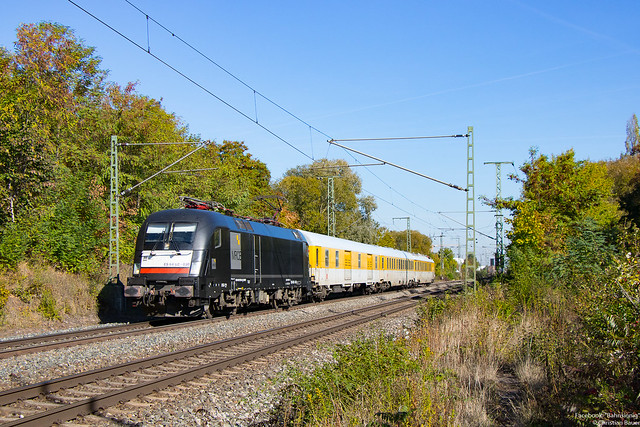 182 530 mit Messzug   05.10.2018   Nürnberg Großmarkt