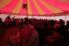 Das Jubis im Zirkus, 28. Oktober