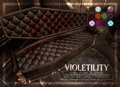 Violetility - Coffin Chaise @ Salem | by Violetility