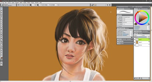 Sayu Corel Painter 2018 XXI