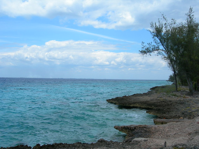 View of the Bay of Pigs