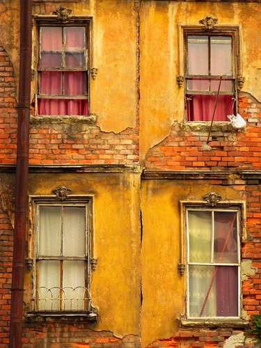 Windows on Istanbul | by robokow
