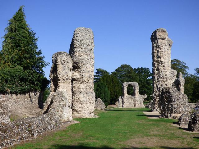 Abbey Ruins Image 4