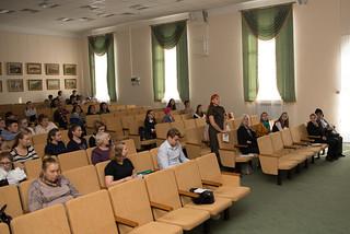 I научная конференция школьников, посвященная дню рождения М.Ю. Лермонтова   by Tarhany www.tarhany.ru