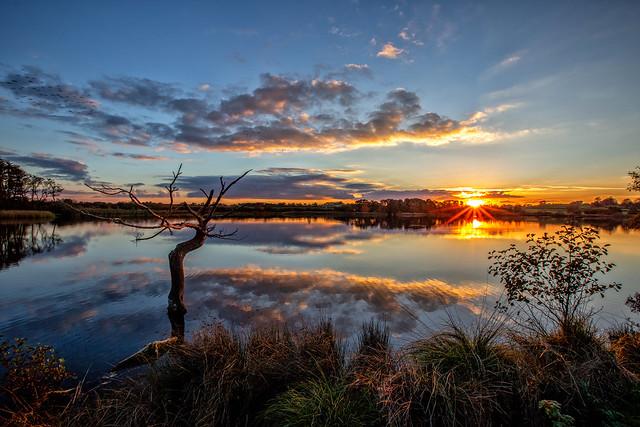 Crose Mere Sunset