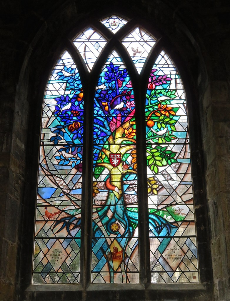 Melton Mowbray - Stained Glass (Explore)