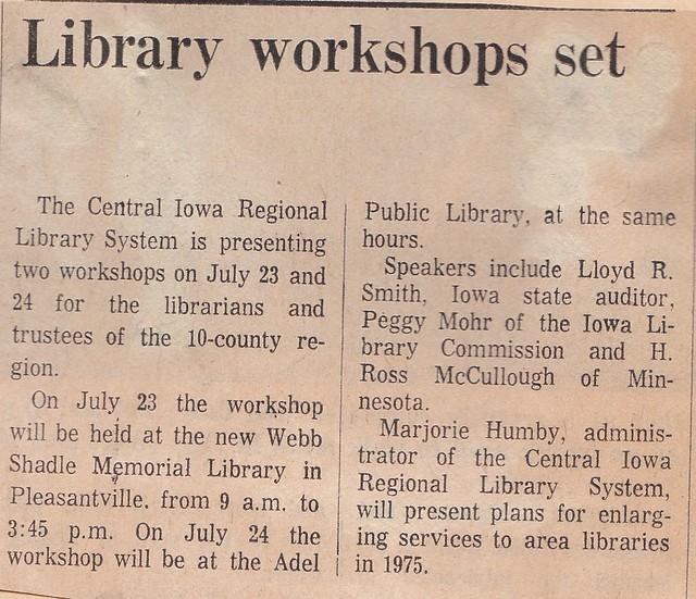 SCN_0048 Library Workshops set 1974