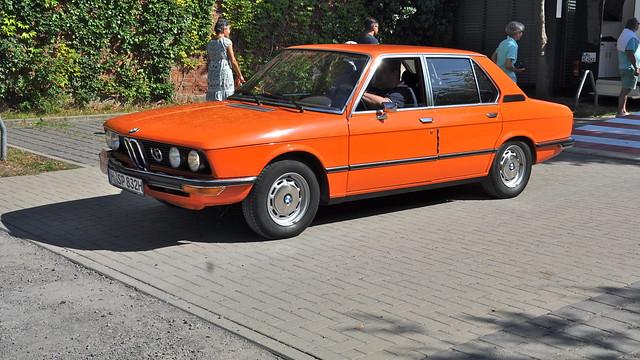 BMW 520 E12 I 1972–1976