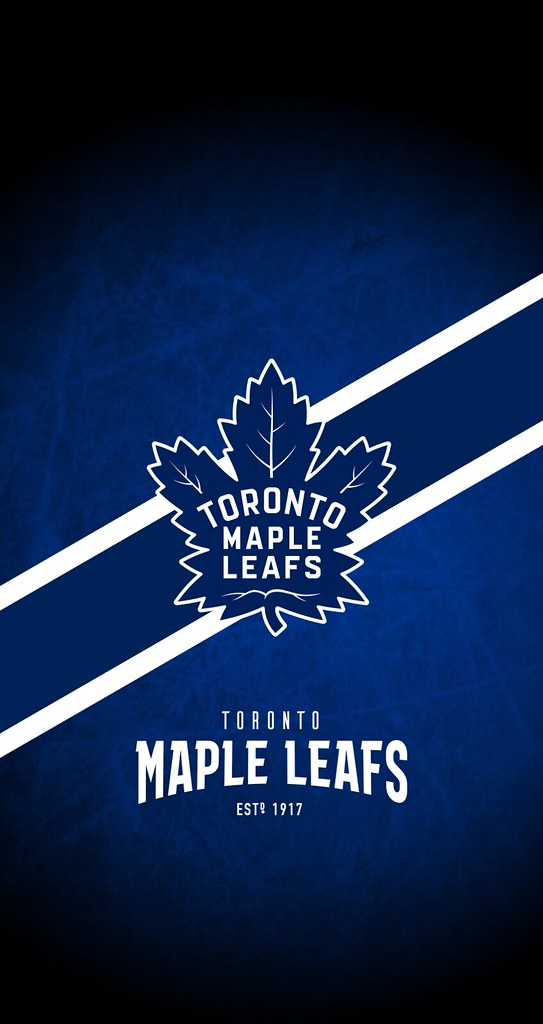 Toronto Maple Leafs Nhl Iphone 6 7 8 Lock Screen Wallpaper A Photo On Flickriver