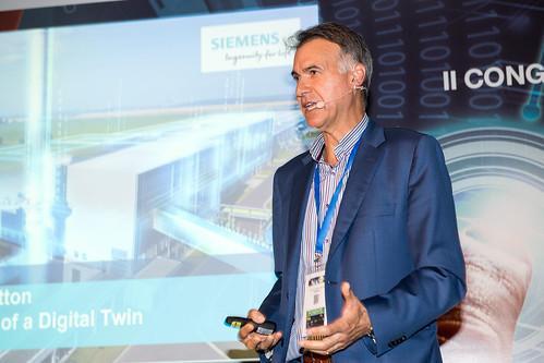 Álvaro Esteve, director de automatización de Siemens