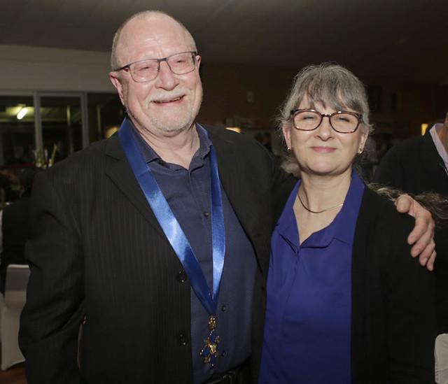 Gary and Jenny Dowson