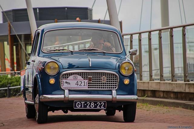 1961 Fiat 1100 Luxe - GT-28-22
