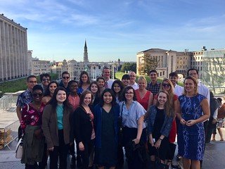 US Fulbrighters to Belgium and Luxembourg | by Fulbright Brussels